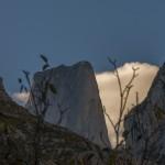 Pico Urielu widok z Bulnes