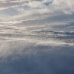 wędrowny śnieg
