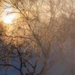 zimowa Finlandia Nuorgam-Utsjoki