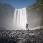 Skogarfoss i bluza Polarna Plus
