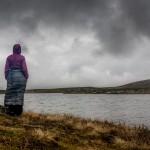 Islandia wiosną - wiatrowka Laponia i puchowa sukienka