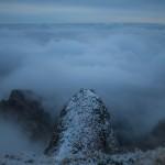 Alpi Apuane, styczeń