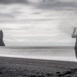 Vik- czarna plaża