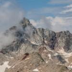 Pireneje lipiec, Gorg Blanc