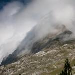 Pireneje lipiec , Pic de Salvaguardia