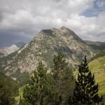 Pireneje, Lipiec, Biados