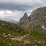 Pireneje, Lipiec , Masyw Posets