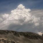 Pireneje, Lipiec , burza
