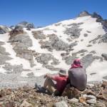 Pireneje, lipiec Przełęcz Gourg Blanc