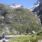 Pireneje, lipiec , Caillalauas