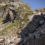 Pireneje, lipiec, podejście nad Lac Iscolts