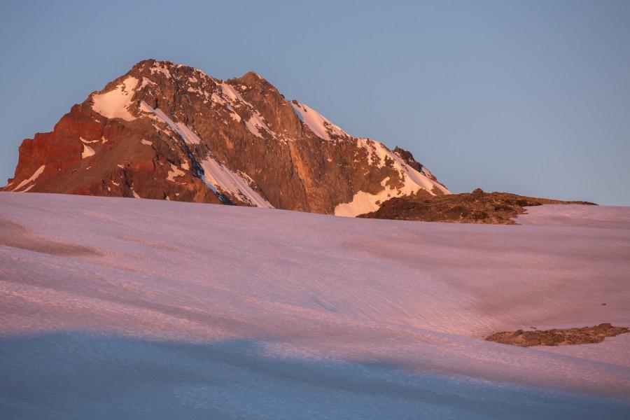 Śnieg, Chile