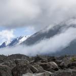 Chile - jedyny pochmurny moment