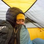 Chile- zimny poranek