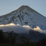 Chile- wulkan Antuco