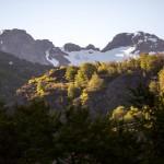 Chile, góry, dzikie miejsca