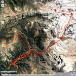 Condor cirquit-mapa