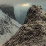skały nad Selfjord