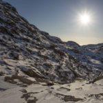 zimowy trawers Lofotów-Kiljan, Napp (1)