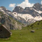 Horquette d'Alans-Lac Gloriettes
