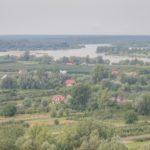 rowerem, Janowiec-Lublin