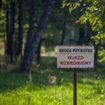 rowerem, Warszawa-Czersk