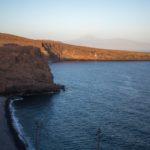 Gomera, Alajero, Playa Santiago