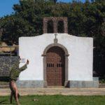 Gomera, Ermita de Santa Clara