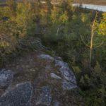 Pöyrisjärven erämaa cz8- Hetta
