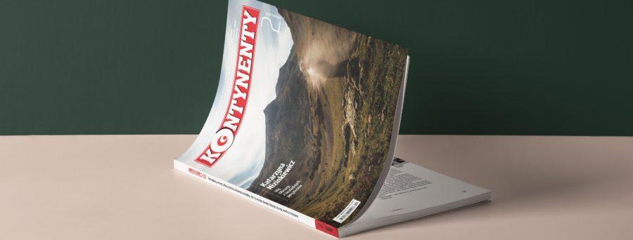 Magazyn Kontynenty